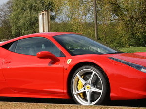 Ferrari 458 Italia 3 Day Hire Photos