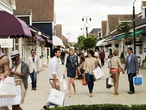 Fidenza Village Shopping Day Experience Package Photos