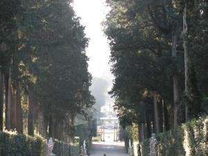 Florence gardens Photos