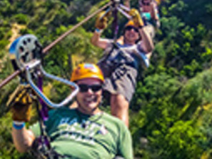 Flying Tortugas Zip lines Photos