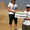 Full day tour to The Great Pyramids, The Sphinx, Memphis and Sakkara.