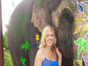 Fun with Elephants in Elefantastic farm with Elephant Ride Photos
