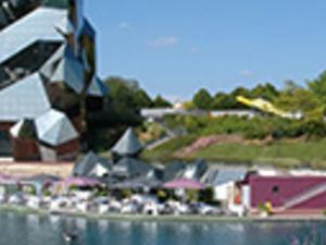 Futuroscope Park in Poitiers Photos