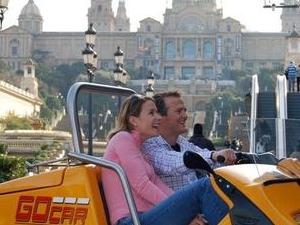 GoCar Tours: Olympic Barcelona Photos