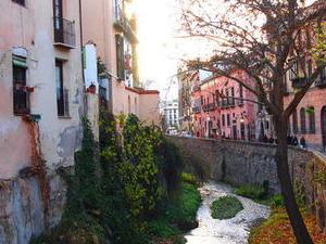 Granada and Albaicin Walking Tour Photos