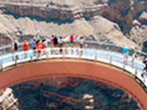 Grand Canyon West Rim Bus Tour Photos