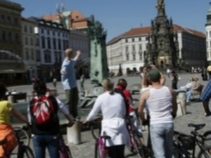 Guided Olomouc Bike Tour