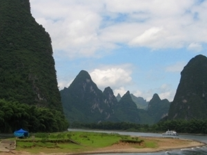Guilin Li River Cruise and Yangshuo Tour Photos
