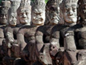 Half Day Angkor Thom Complex Photos