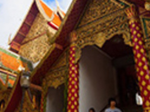 Half Day Doi Suthep Temple With Meo Doi Pui From Hotel Inside Chiang Mai City Only Photos