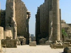 Half day trip to visit karnak&luxor temples   	the gods had blessed the Egyptians beyond all humankind. Photos