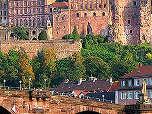 Heidelberg morning Tour Photos