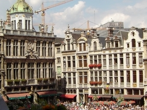 Historical walking tour in Brussels Photos