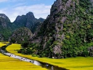 Hoa Lu - Trang An Photos