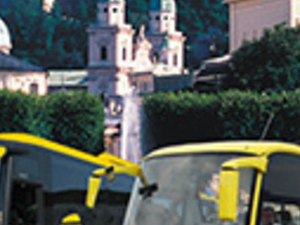 Hop on hop off Salzburg City Tour Photos