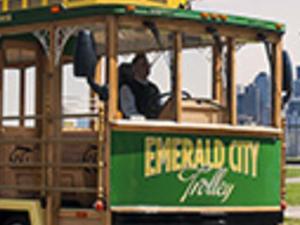 Hop On Hop Off Trolley Tour Photos