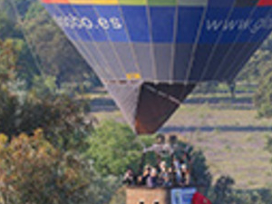 Hot air balloon adventure Photos