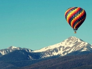 HOT AIR BALLOON! NEW! Photos