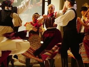 Hungarian Folkore Performance in Budai Vigadó Photos