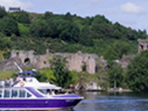 Jacobite Temptation -  2.5 hour cruise/tour starts at Inverness Photos