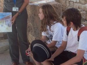 Jerusalem Tour - Bible Tour - Then and Now Photos
