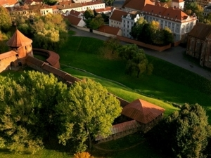 Kaunas - Temporary Capital of Lithuania Photos
