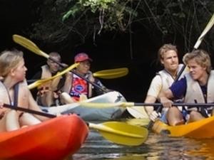Kayaking around Langkawi Photos