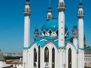 Kazan Kremlin Tour Photos