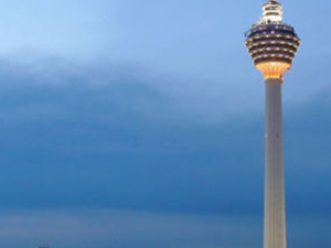 KL Tower Revolving Restaurant Buffet Dinner and Central Market Night Tour Photos