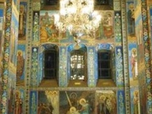Magnificence Cathedral Church Savior on Blood Photos