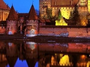 Malbork Castle tour Photos