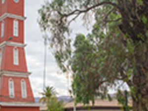 Mamalluca Observatory Tour Photos