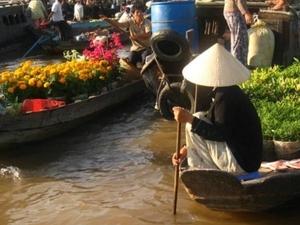 Mekong Delta - Cruise on The Mekong River Photos