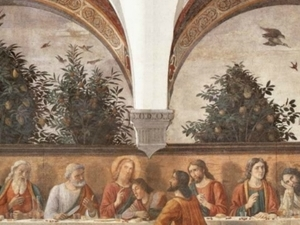 Milan in Tour - The Last Supper Tour Photos