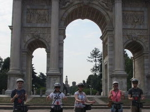 Milan Segway Tour Photos