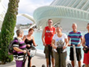 Millenium Valencia on Segway Photos