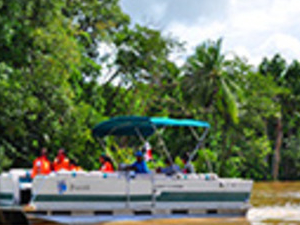 Monkey Island Tour Photos