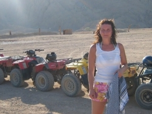 Morning Desert Safari Trip from Sharm El-Sheikh by Quad Bike Photos