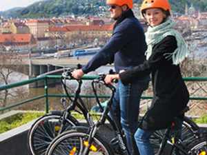Morning Prague by EBike Tour Photos