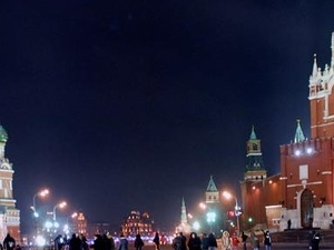 Moscow city tour Photos