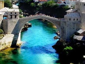 Mostar, Buna spring and Pocitelj