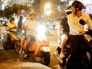 Motorbike Tour - Local Streets and Special Places Photos