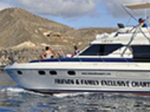 Motor Boat Benito Cruise Photos