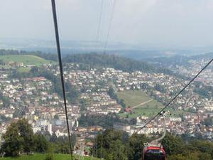 Mount Pilatus Summer Day Trip from Zurich Photos