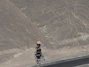 Nazca Lines Overflight Photos