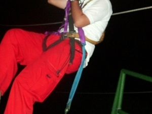 Night Canopy Tour + Superman Flight under the Stars Photos