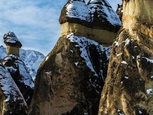 On Top of Cappadocia Photos
