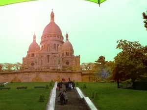 Original movie guided tour in Montmartre Photos