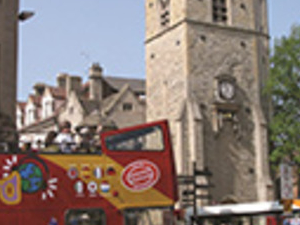 Oxford with the City Sightseeing Photos