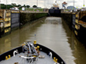 Panama`s Channel transit Photos